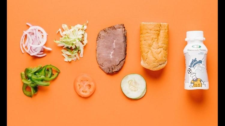 Menu Picks, By A Nutritionist
