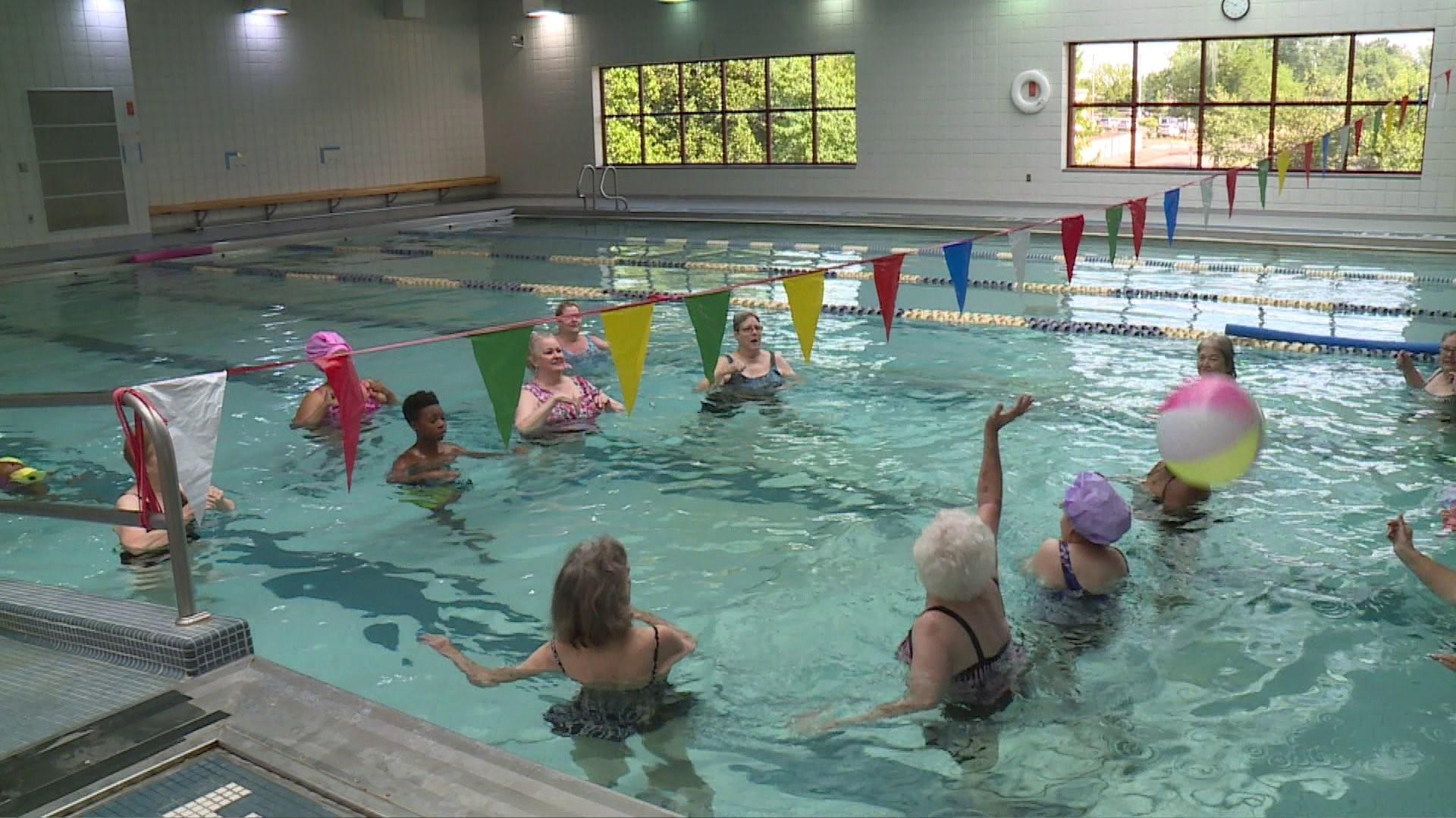 Healthy Living Local Gym Offers Fun Fitness For Seniors 5newsonline Com