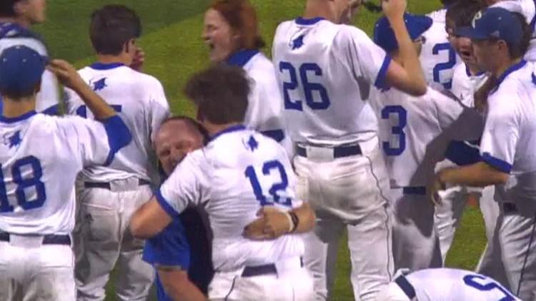 Rogers baseball wins 6A State Championship