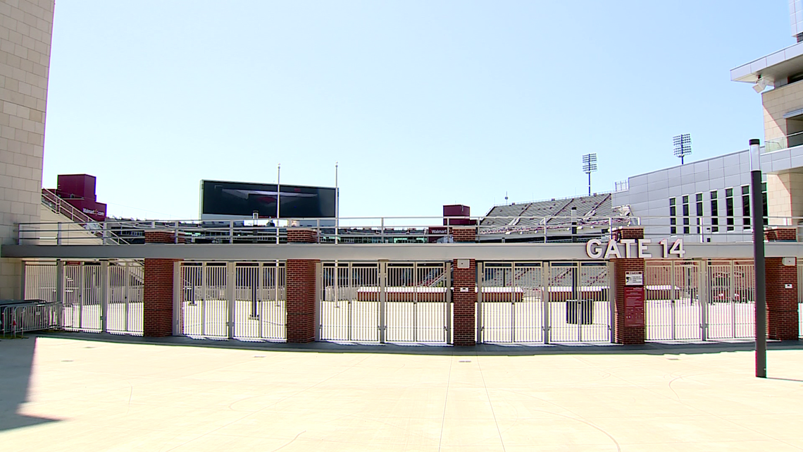 UA & City of Fayetteville to ramp-up COVID-19 testing after Razorback football game
