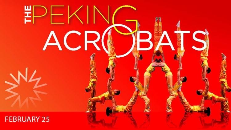 The Peking Acrobats Giveaway