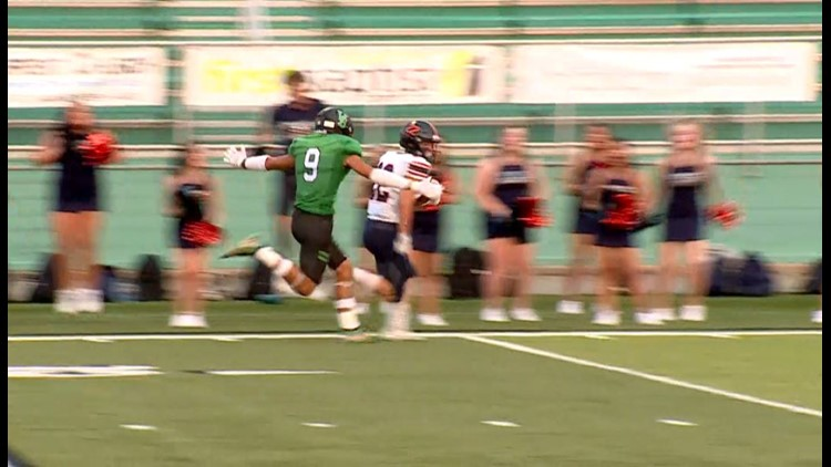 5NEWS Defensive Play of the Week: Connor Brady