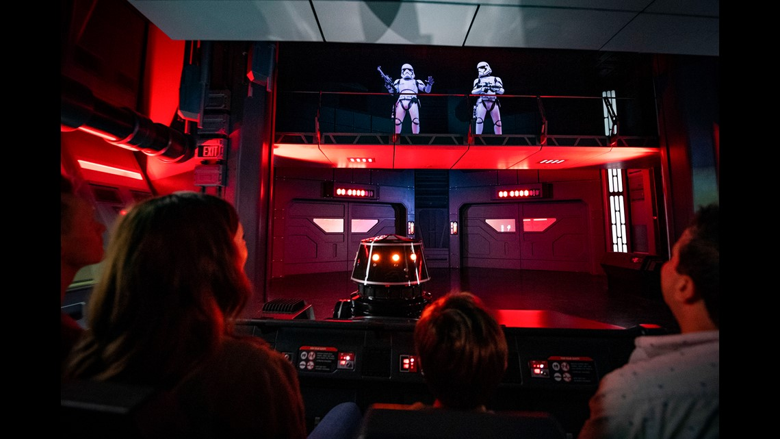 Star Wars Rise Of The Resistance Ride Now Open To The Public 5newsonline Com