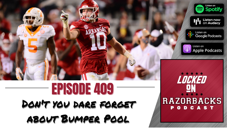 Locked on Razorbacks: Don't forget about Bumper Pool