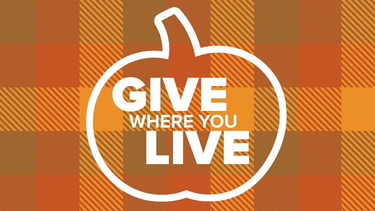 7th Annual Give Where You Live Food Drive