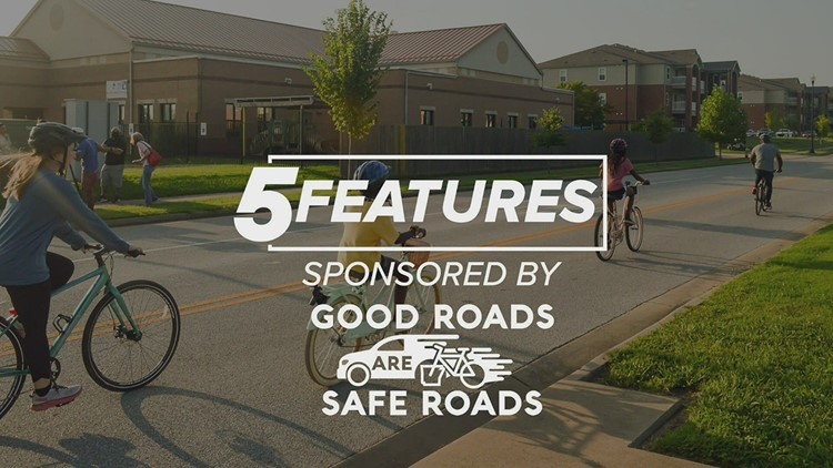 5Features: Good Roads are Safe Roads