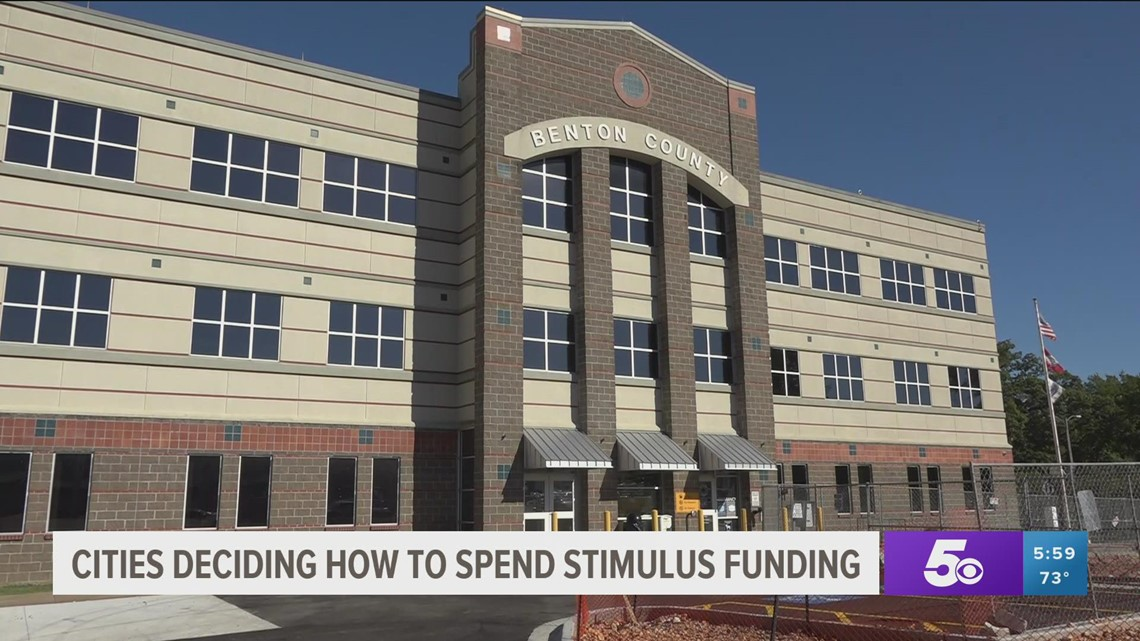 Counties discuss how to spend COVID relief funds