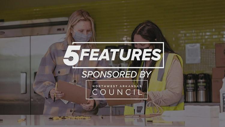 5Features: Northwest Arkansas Council