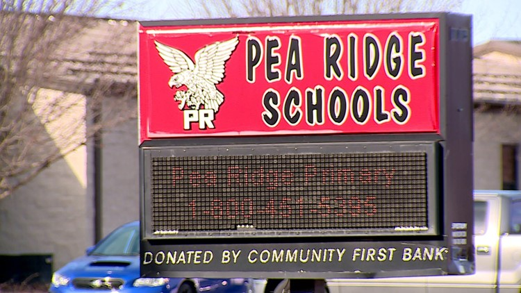 Pea Ridge football cancels games for next two weeks due to COVID-19