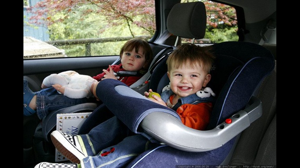 Proposed Law Would Change Car Seat, What Is The Law For Booster Seats In Oklahoma