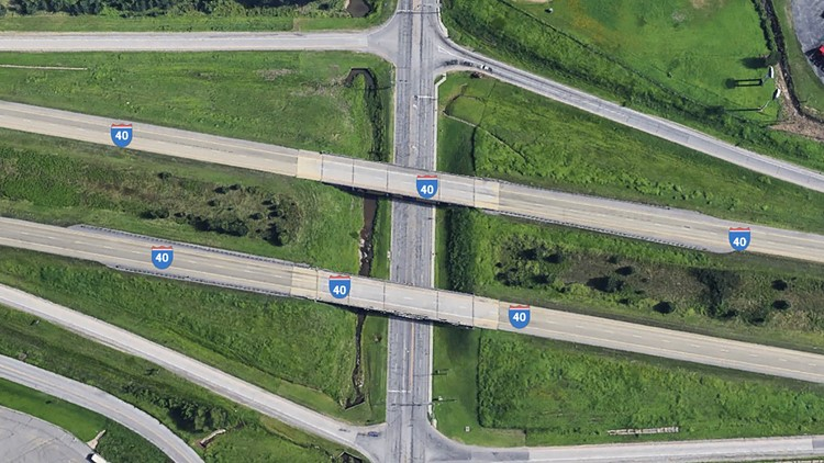 Highway officials present plan for redesigned I-40/Highway 59 interchange