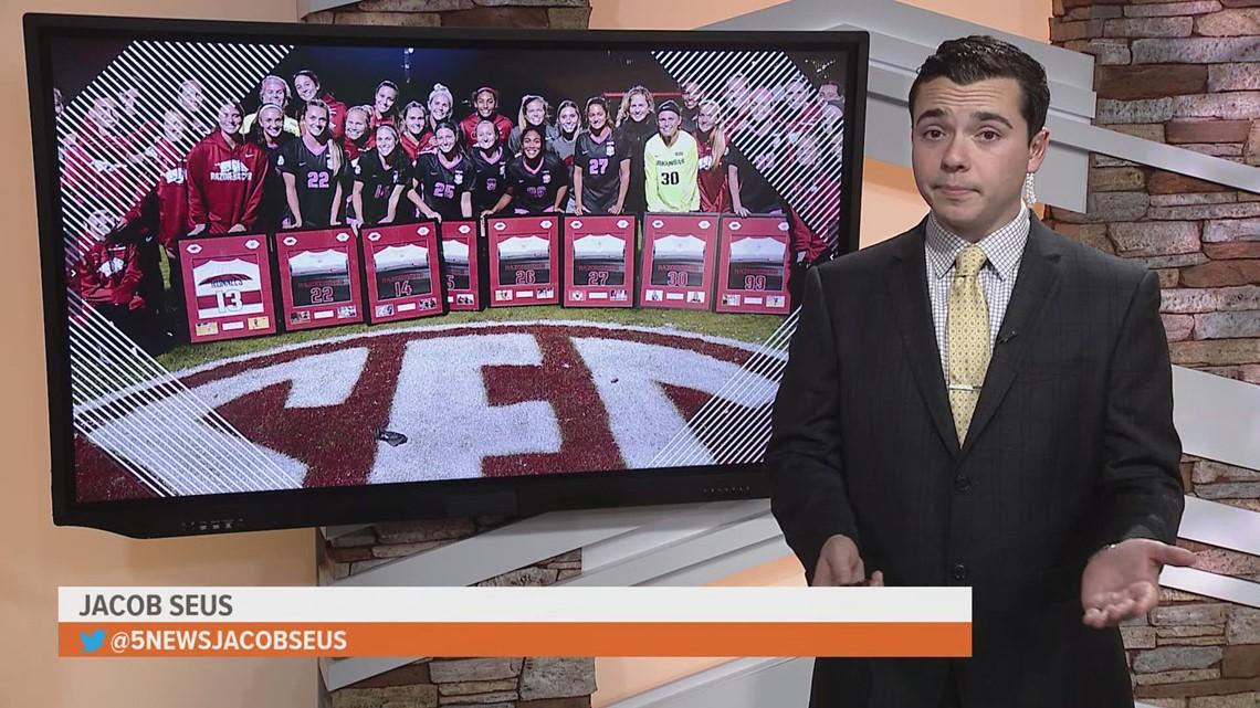 5NEWS Team of the Week: Arkansas Soccer