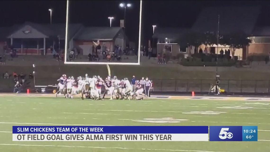 Alma Team Of The Week