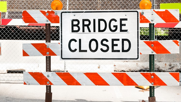 Another Arkansas bridge shut down after significant damage found