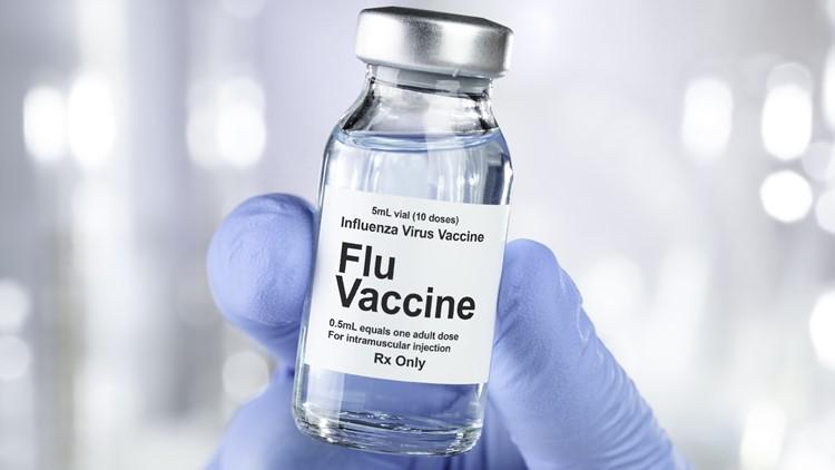 Statewide community flu vaccine clinics begin next week