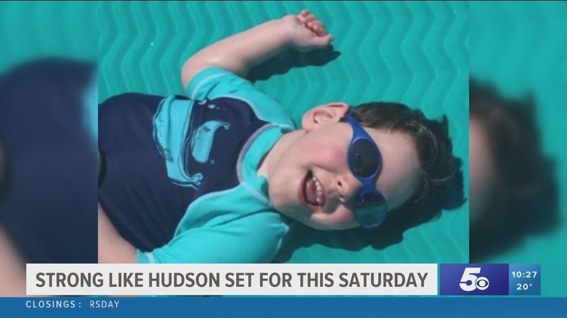 Strong Like Hudson