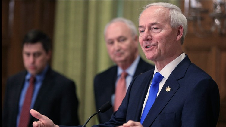 Arkansas governor approves 3% merit pay raises for workers