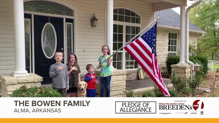 The Bowen Family Alma, AR