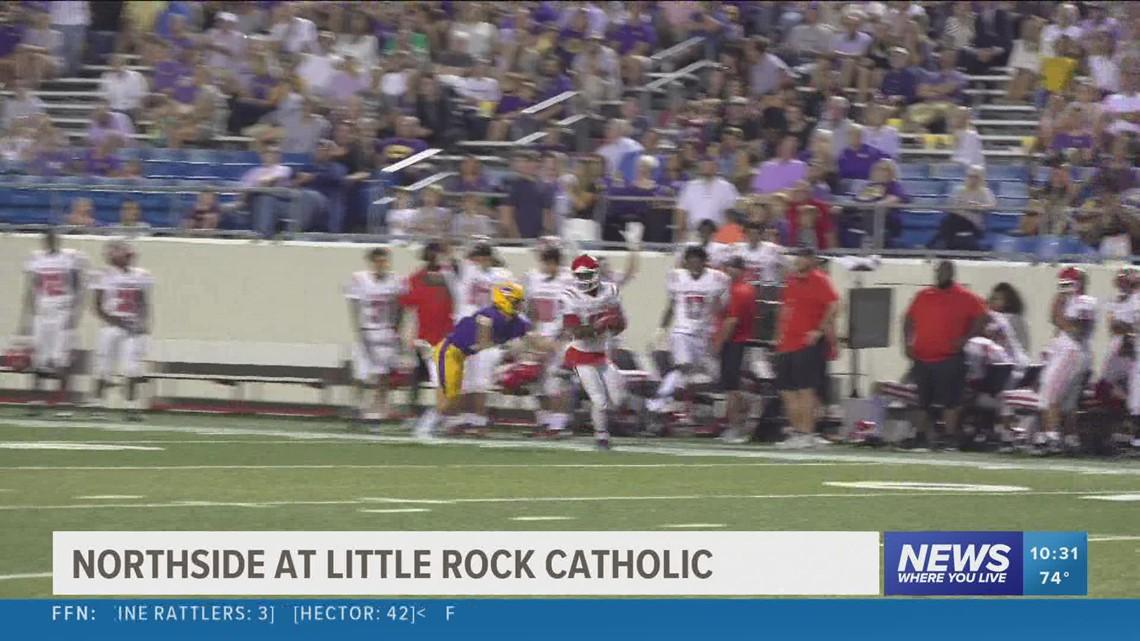 Northside knocks off Little Rock Catholic