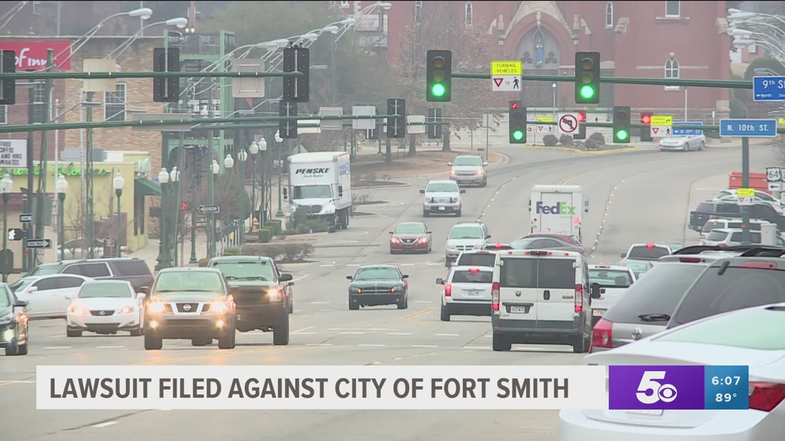 Joey McCutchen files suit in Sebastian Co. Circuit Court against City of Fort Smith