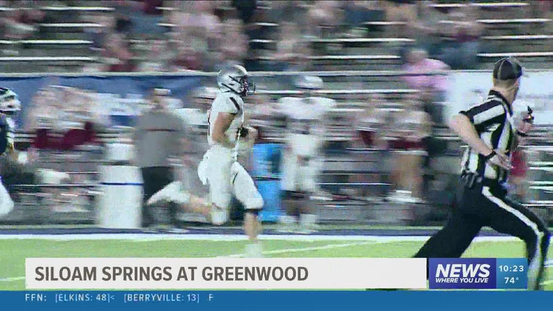 Greenwood knocks off Siloam Springs