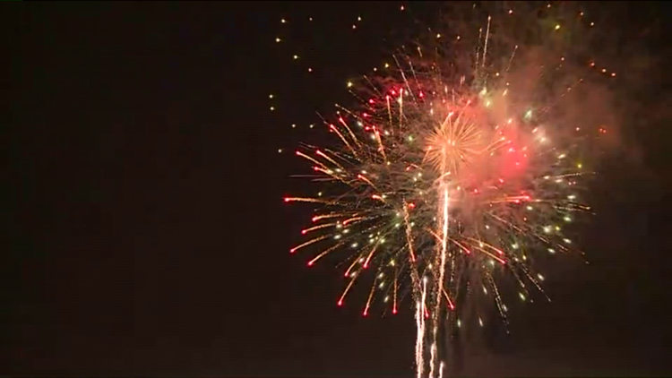 Fireworks shortage is another result of the ongoing pandemic