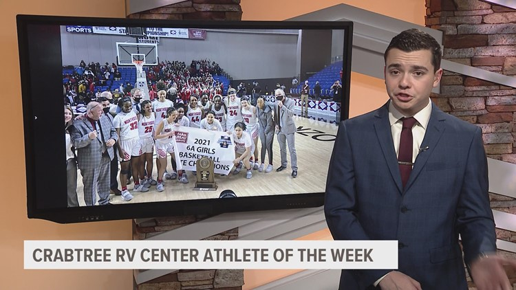 Crabtree RV Center Athlete of the Week: Northside girls basketball