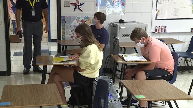 Where to track coronavirus cases in Northwest Arkansas & River Valley schools