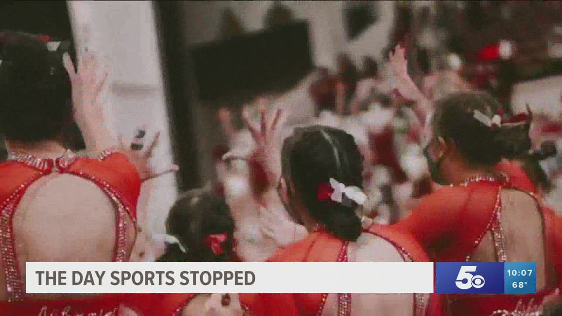 The Day Sports Stopped