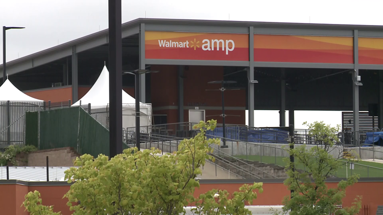 Looking for cheap concert tickets? The Walmart AMP is offering $20 tickets to some of their biggest shows