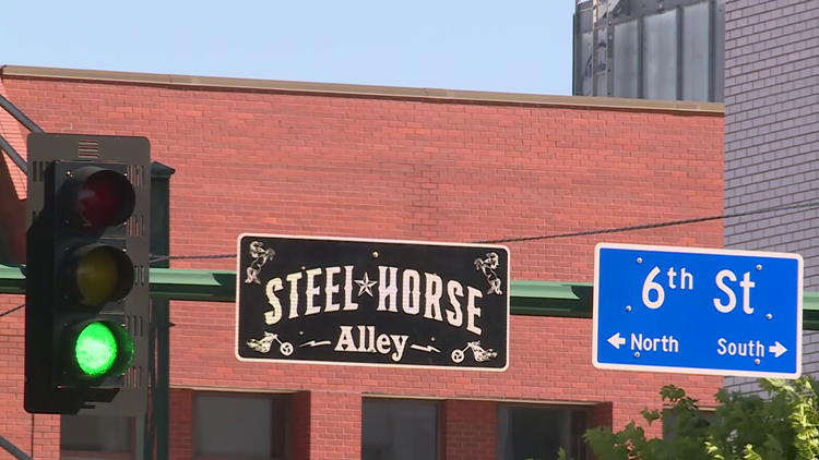 Steel Horse Rally kicks off tomorrow in downtown Fort Smith