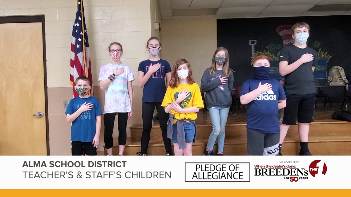 Alma School District Teachers & Staff's Children