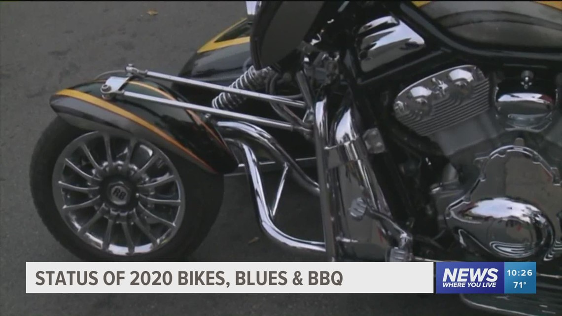 Will Bikes, Blues & BBQ happen in Fayetteville this year?