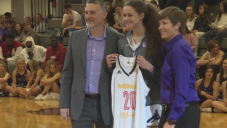 Sasha Goforth transfers to Arkansas
