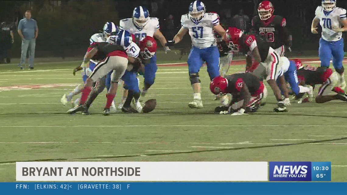 Northside falls to Bryant