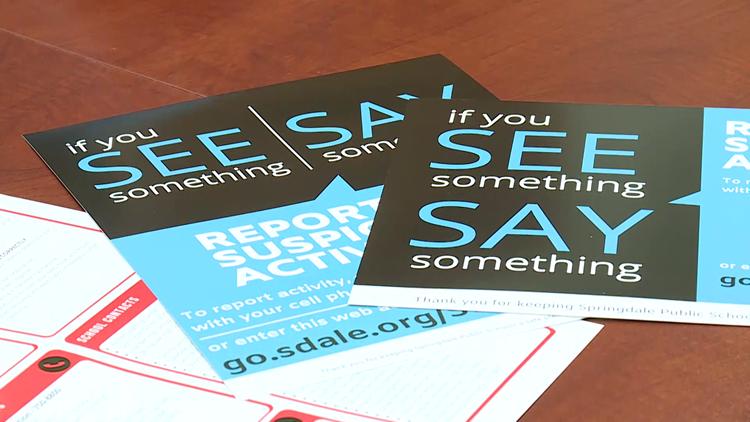 Springdale Schools beefing up security thanks to grants
