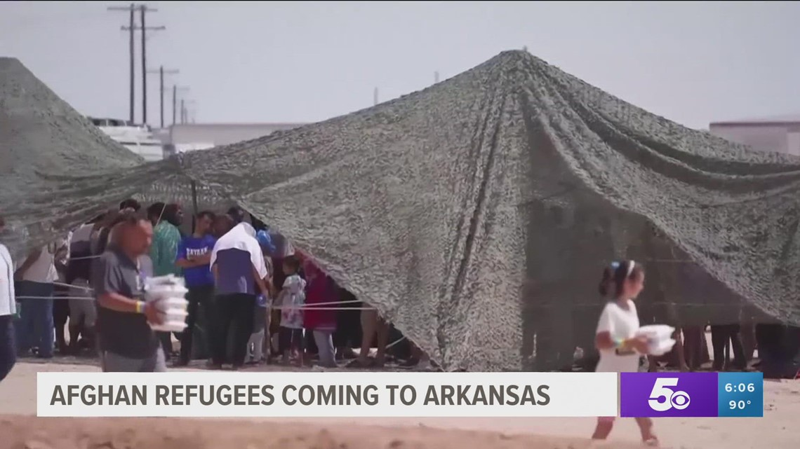 Asa Hutchinson: Arkansas will take on nearly 100 Afghan refugee cases