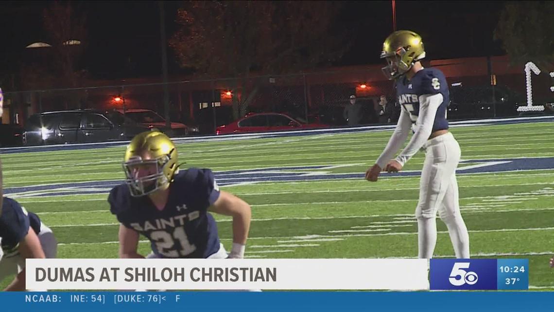 FFN Playoffs - Dumas vs. Shiloh Christian