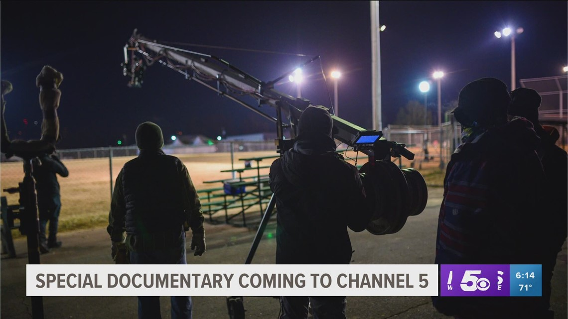 Local filmmaker talks about the difficult reenactments for 'Still Missing Morgan' documentary