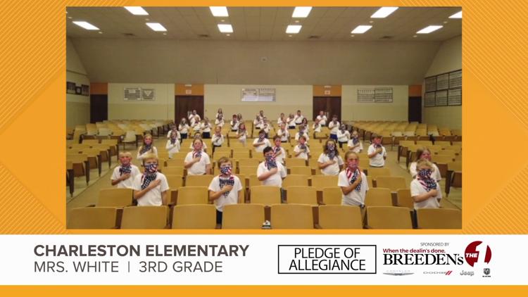 Mrs. White 3rd Grade Charleston Elementary