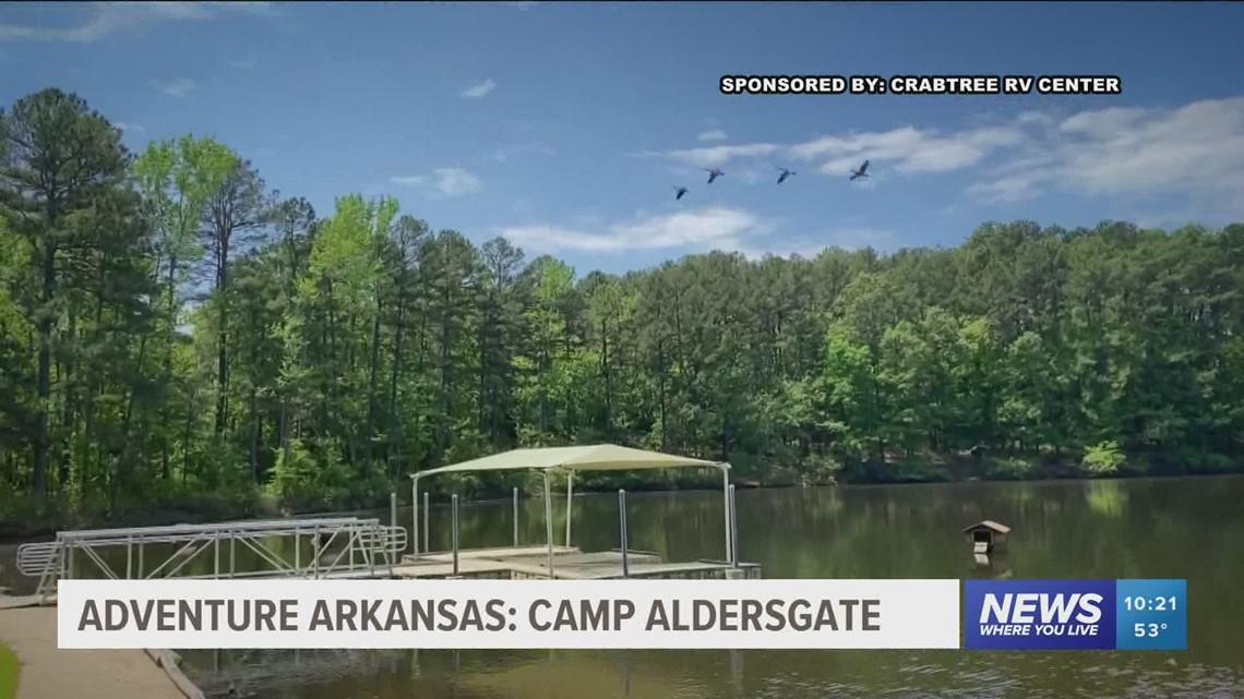 Adventure Arkansas: Camp Aldersgate