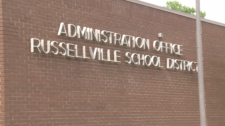 Russellville Schools releases details on decision to fire superintendent