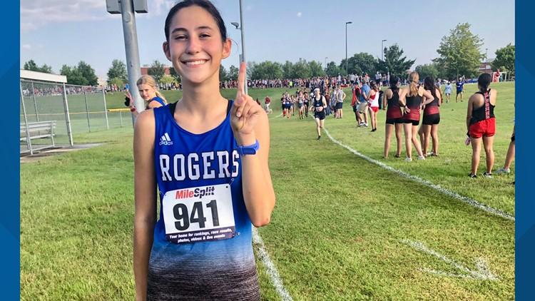 Mia Loafman named Gatorade Arkansas Girls Runner of the Year