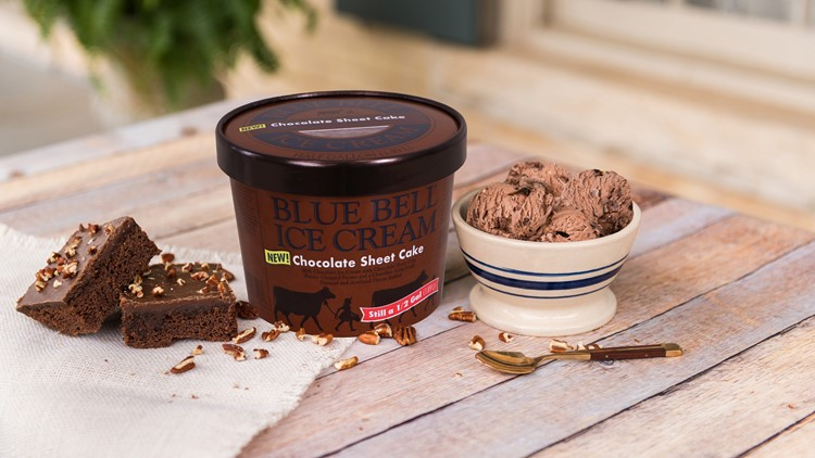 Blue Bell announces new ice cream flavor inspired by a favorite Texas dessert