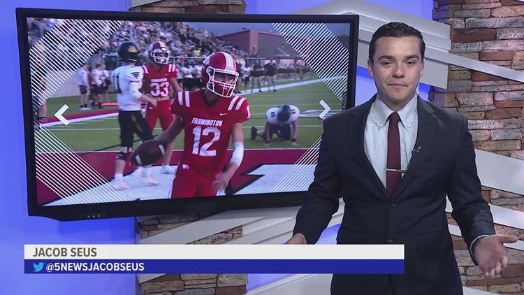5NEWS Athlete of the Week: Cameron Vanzant
