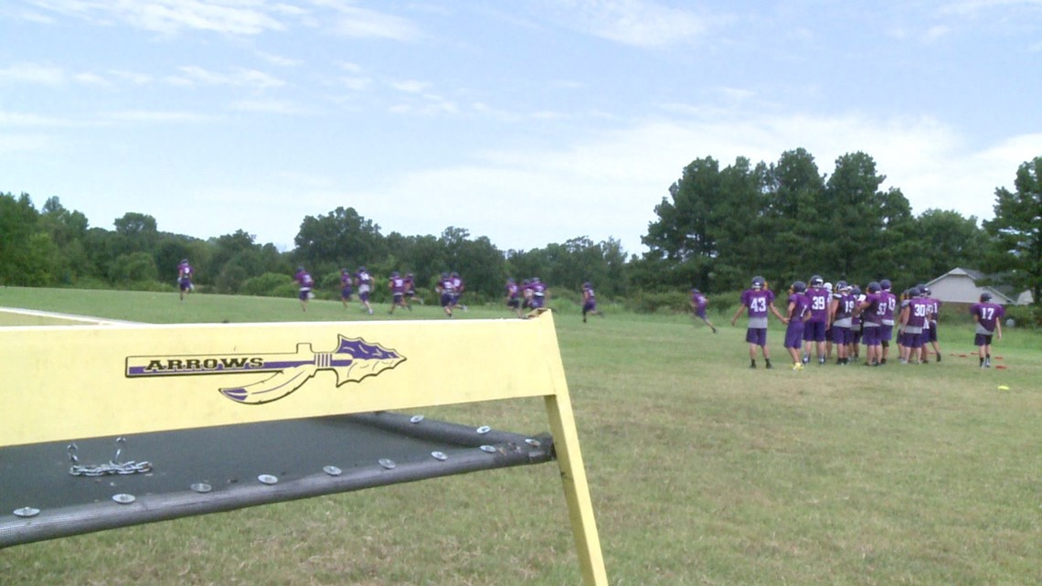 Lavaca High School suspends all athletic events until further notice after positive COVID-19 cases reported on campus