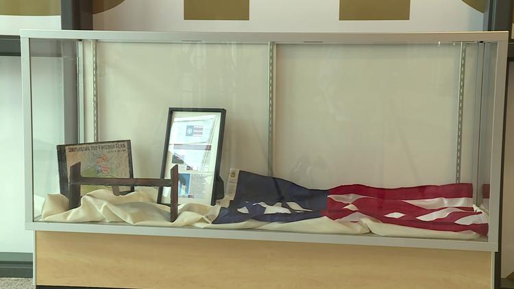 Bentonville High School hosts 9/11 Memorial Service