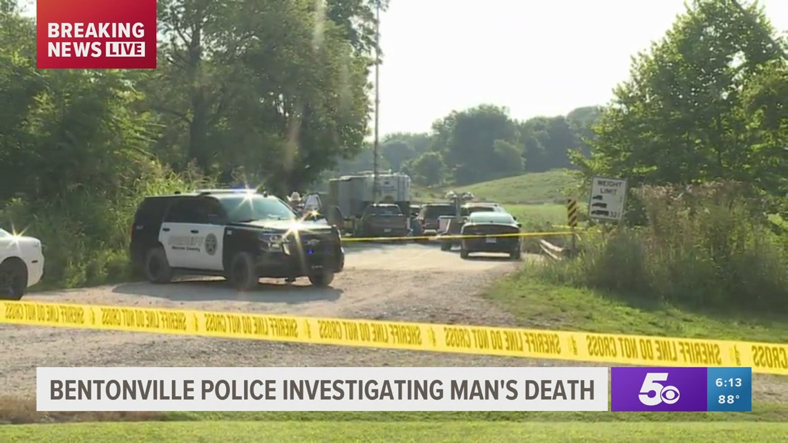 Police: Investigation underway after body located in field near Cave Springs
