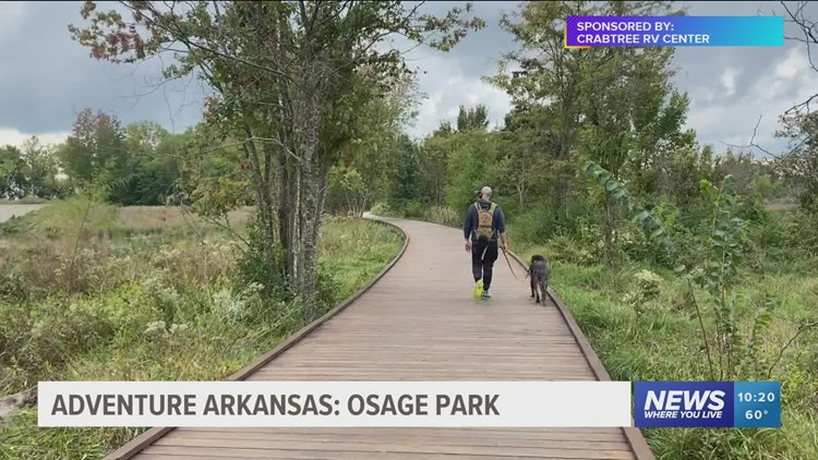 Adventure Arkansas: Osage Park