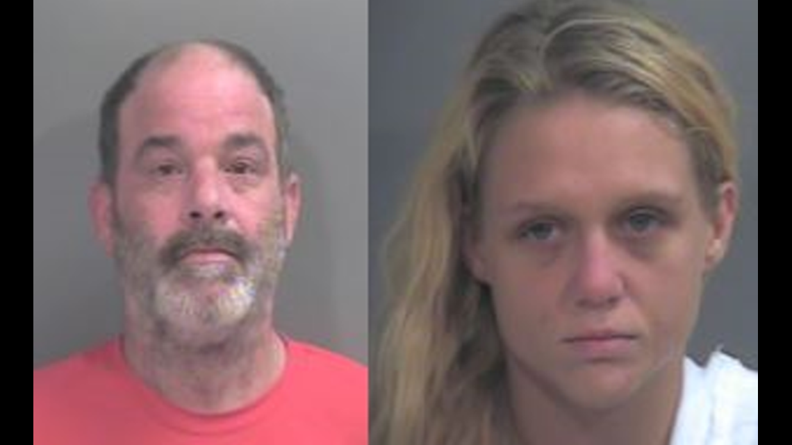 Fayetteville Couple Arrested After Baby Tests Positive For